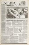 Montana Kaimin, March 7, 1990