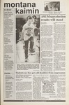 Montana Kaimin, March 8, 1990