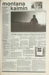 Montana Kaimin, March 9, 1990