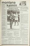 Montana Kaimin, March 29, 1990