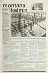 Montana Kaimin, March 30, 1990