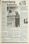 Montana Kaimin, April 11, 1990