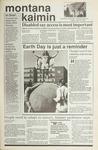 Montana Kaimin, April 20, 1990