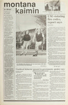 Montana Kaimin, April 24, 1990
