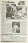 Montana Kaimin, April 25, 1990