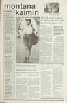 Montana Kaimin, April 27, 1990