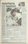 Montana Kaimin, May 1, 1990