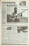 Montana Kaimin, May 4, 1990