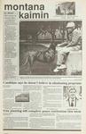 Montana Kaimin, May 8, 1990