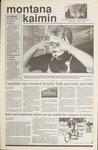 Montana Kaimin, May 9, 1990