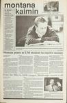 Montana Kaimin, May 10, 1990
