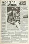 Montana Kaimin, May 11, 1990