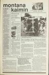 Montana Kaimin, May 30, 1990