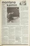 Montana Kaimin, May 31, 1990