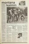 Montana Kaimin, June 1, 1990