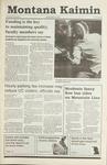 Montana Kaimin, September 28, 1990