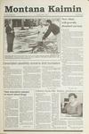 Montana Kaimin, October 2, 1990