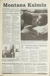 Montana Kaimin, October 4, 1990