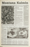 Montana Kaimin, October 5, 1990
