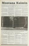 Montana Kaimin, October 18, 1990