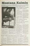 Montana Kaimin, October 23, 1990
