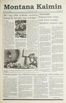 Montana Kaimin, October 25, 1990
