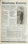 Montana Kaimin, November 2, 1990