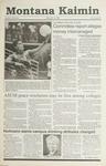 Montana Kaimin, November 16, 1990