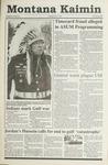 Montana Kaimin, February 7, 1991