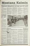 Montana Kaimin, February 8, 1991