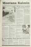 Montana Kaimin, February 12, 1991
