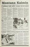 Montana Kaimin, February 13, 1991