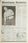 Montana Kaimin, February 15, 1991