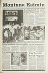 Montana Kaimin, February 22, 1991