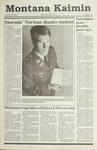 Montana Kaimin, March 13, 1991