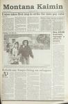 Montana Kaimin, April 9, 1991