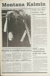 Montana Kaimin, April 11, 1991
