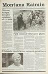Montana Kaimin, May 7, 1991