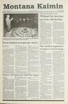Montana Kaimin, May 10, 1991