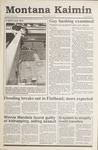 Montana Kaimin, May 14, 1991