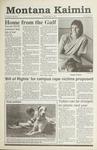 Montana Kaimin, May 16, 1991