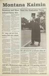 Montana Kaimin, May 31, 1991