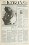 Montana Kaimin, October 22, 1991
