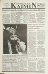 Montana Kaimin, November 1, 1991