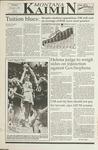 Montana Kaimin, November 5, 1991