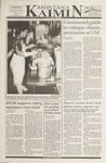 Montana Kaimin, November 27, 1991
