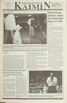 Montana Kaimin, January 7, 1992