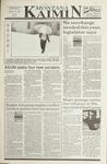 Montana Kaimin, January 15, 1992