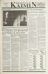 Montana Kaimin, January 22, 1992