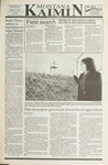 Montana Kaimin, March 11, 1992